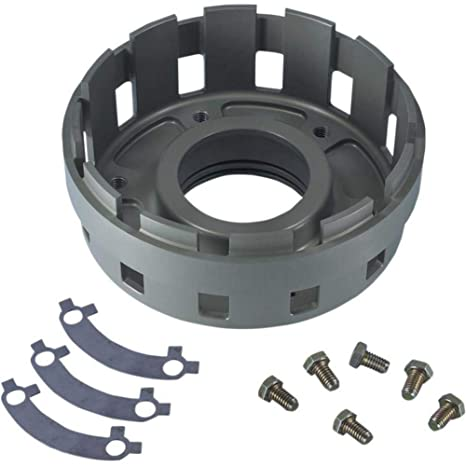 Amazon.com: Barnett Performance Products Scorpion Billet Clutch Basket 321-30-02012: Automotive