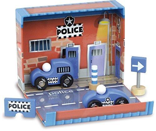 1着でも送料無料 Wooden accessories in police box police box [並行輸入品] Wooden B01K1UNIES, 松川町:dc2f6551 --- clubavenue.eu