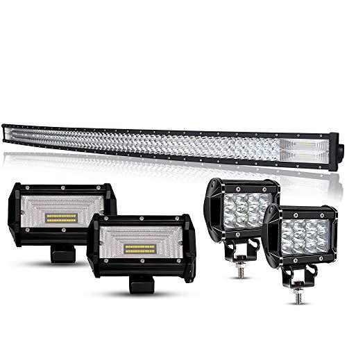4 5 Led Fog Lights in US - 4