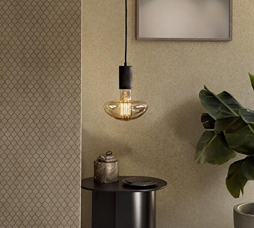 Calex 6w ES E27 Screw Cap XXL Calgary Gold LED lamp