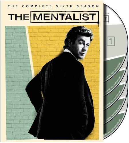 The Mentalist: The Complete Sixth Season Simon Baker Robin Tunney Tim Kang Owain Yeoman