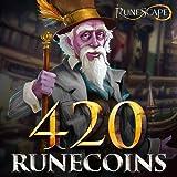 Software : 420 RuneCoins: RuneScape [Instant Access]