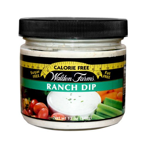 Walden Farms Veggie & chip salsas (6 x 12oz) Bacon