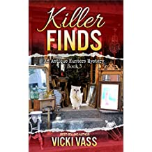 Killer Finds: An Antique Hunters Mystery Book Three