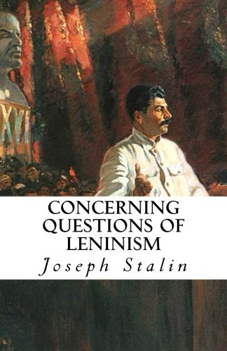 Read Online Concerning Questions of Leninism PDF