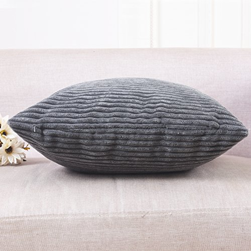 home BRILLIANT Set of 2 Throw Pillow Throw Pillow Covers