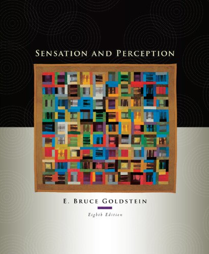 Bundle: Sensation and Perception (with Virtual Lab Manual CD-ROM), 8th + Virtual Lab Manual