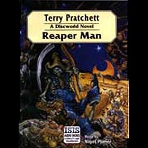 Reaper Man Audiobook