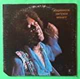 JIMI HENDRIX Hendrix In The West LP Vinyl VG+ Cover Cut Out 1972 RE MS 2049