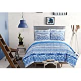Your Zone Maui Surfer Bed in a Bag Bedding Set