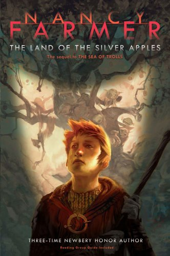 The Land of the Silver Apples (Richard Jackson Books (Atheneum Paperback))