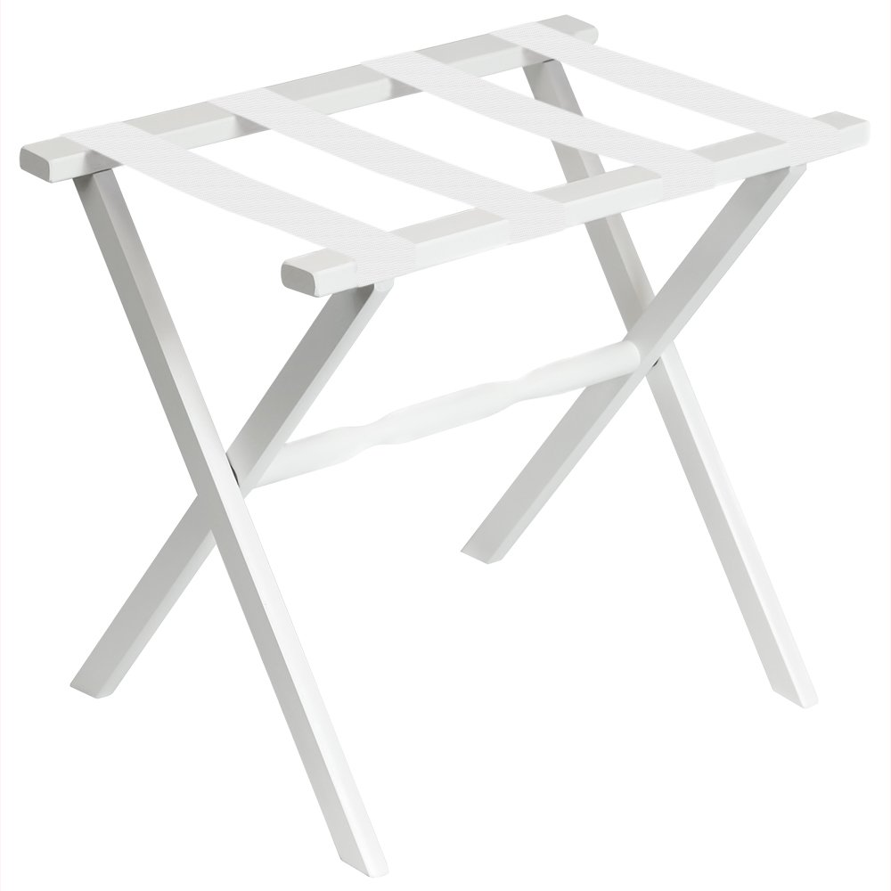 Fine Folding Furniture 1003w Luggage Rack