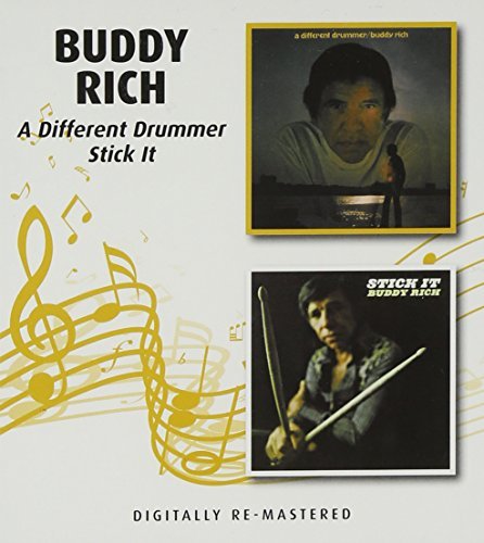 Different Drummer/Stick It by BGO Records