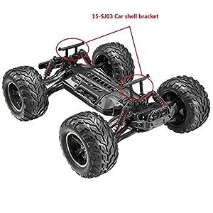 HOSIM RC Car Shell Bracket S911 S912 Spare Parts SJ03 15-SJ03 for GPTOYS High Speed Monster RC Truck