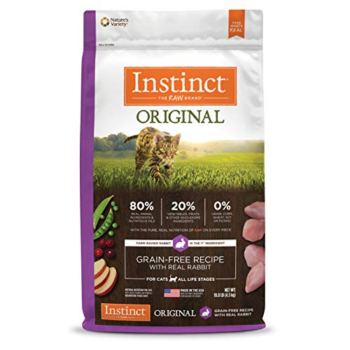 Nature's Variety Instinct Original Grain Free Recipe Natural