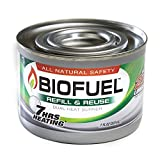 BioFuel Reusable Burner Can