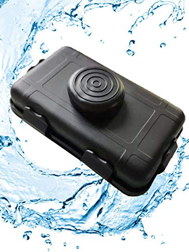 kaguster Waterproof Magnetic Stash Box (Mini 1, A)