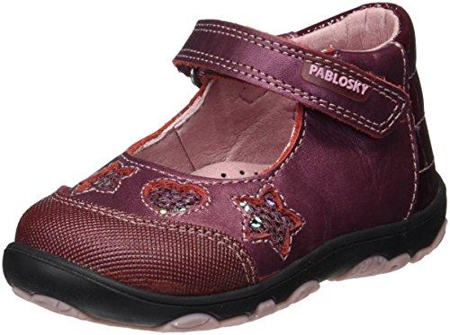 Pablosky 015465, Zapatillas Para Niñas Rojo (Rojo)