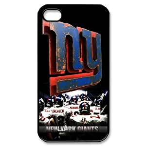 Icasesstore Case Nfl Ny Giants Iphone 4/4s Slim-fit Case Show 1la678