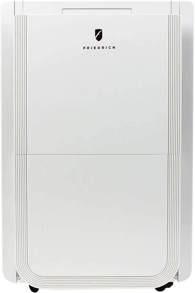 Friedrich Air Conditioning D50B1A 50 Pint Dehumidifier with Pump