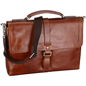 Picard Briefcase L Buddy Leather 29 x 38 x 8 cm (H/B/T) Unisex Briefcases (4731)