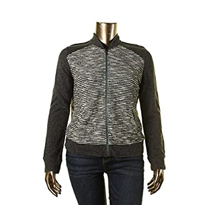 Lucky Brand Womens Sweater Active Bomber