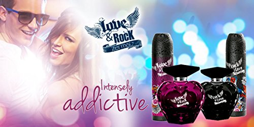 Zermat Perfum Love & Rock Collection for Her 3.4oz