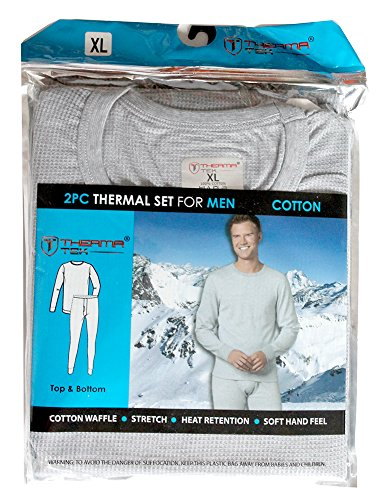 comfort-fit-winter-mens-thermal-100-cotton-top-bottom-2-pcs-set-light-gray-xl
