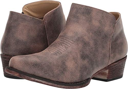 Image of ROPER Women's Sofia Snip Toe/Brown Faux Leather 9 M US