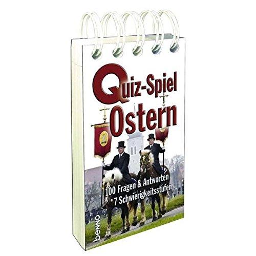 Quiz-Spiel Ostern: 100 Fragen & Antworten