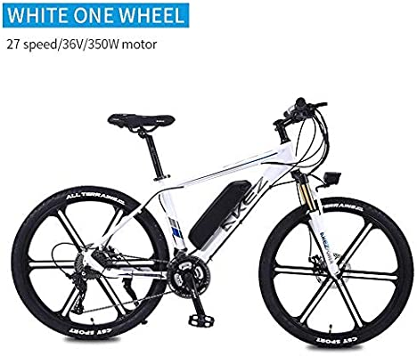 LOO LA Bicicleta eléctrica Adulto, 26