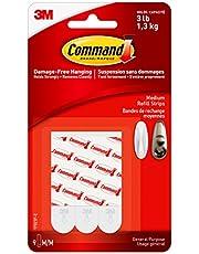 Command 17021P-C Medium Utility Hooks