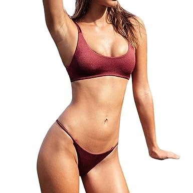 d38dda8fc6 Amazon.com  MISYAA Bikini Swimsuit for Women