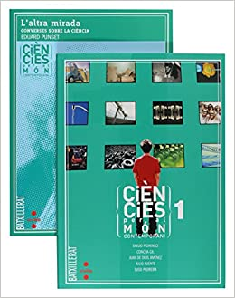 Book Ciències per al món contemporani. 1 Batxillerat