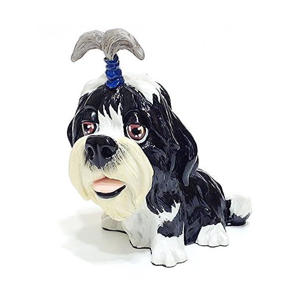 Shih Tzu Dog Breed Novelty Eyeglass Holder Stand 2