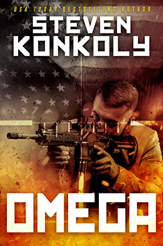 OMEGA: A Black Flagged Thriller (The Black Flagged Series Book 5)