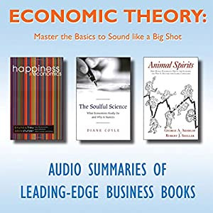 Economic Theory Audiobook