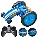 REMOKING RC Stunt Mini Car Toys Full Function Car 2.4Ghz 360 Flip Gifts for Kids Outdoor Indoor Play...