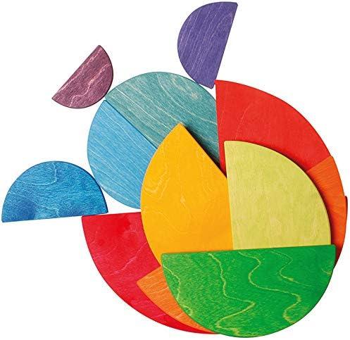 Grimm's Big Rainbow Semi-circles