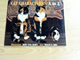 Cat Characters - A to Z, Tracey E. Dils, 1561893978