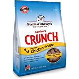 Stella & Chewy's Freeze-Dried Raw Chicken Carnivore Crunch Treats for Dogs, 3.25 oz