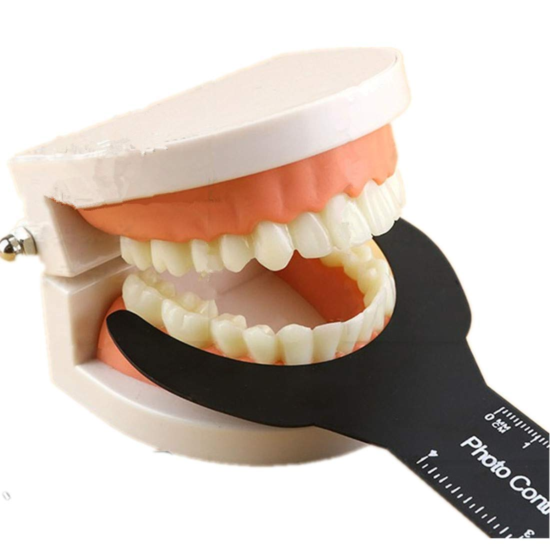 Dental Photo Contrast Black Background Board Orthodontic Intraoral Photographic Contraster Palatal Photography Contraster 6Pcs