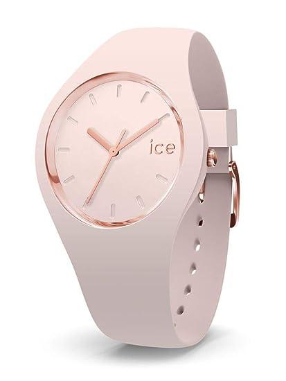 Ice-Watch Reloj Analógico para Mujer de Cuarzo con Correa en Silicona 15334: Amazon.es: Relojes