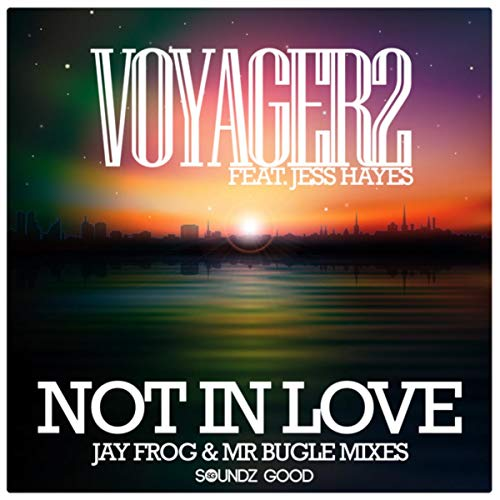 Not In Love (Jay Frog and Mr Bugle mixes)