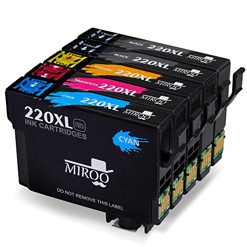 Ink E-Sale Toner Cartridge Replacement for CF400X CF401X CF402X CF403X CF400A Black Cyan Magenta Yellow for HP 201X Color Laserjet Pro MFP M277dw M252dw MFP M277n M252n Printer 4-Pack