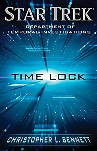 book cover of Time Lock