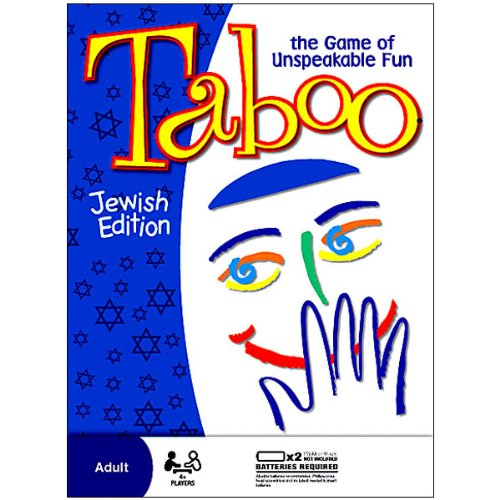 Taboo Jewish Edition for sale  Delivered anywhere in Canada