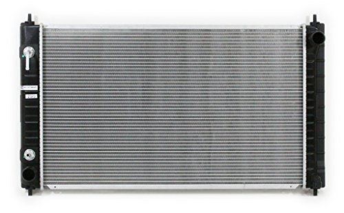 Radiator - Pacific Best Inc For/Fit 2988 07-16 Nissan Altima Sedan AT 08-13 Altima Coupe 2.5/3.5 09-17 Maxima ()