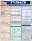 img - for Statistics Laminate Reference Chart( Parameters Variables Intervals Proportions)[CHART-QUICKSTUDY STATISTICS][Other] book / textbook / text book