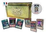 Offre LAGIWA - Coffret Yugioh 3 deck Légendaire n° 2 - Yugi Kaiba et Joey avec 1 cadeau bonus